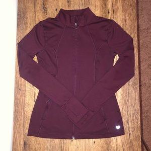 F21 athletic jacket